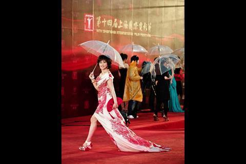 Actress Liu Xiaoqing